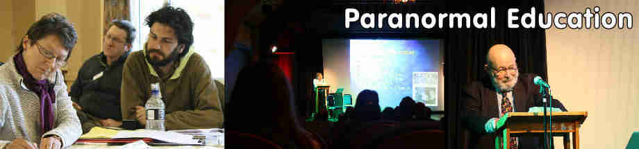Use of a Video Camera during a Paranormal Investigation